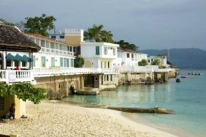 Doctor´s Cave Beach, Montego Bay
